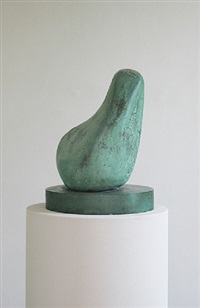 bird form by barbara hepworth
