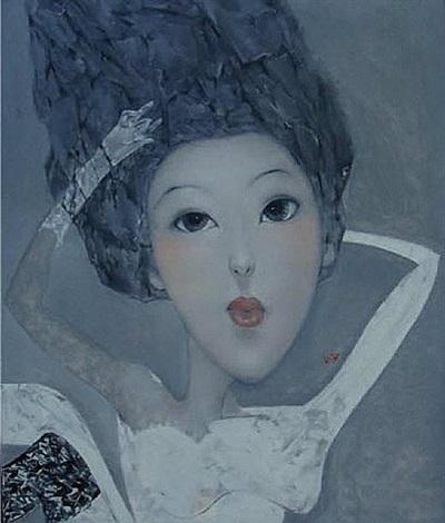 dancing girl by nguyen van cuong