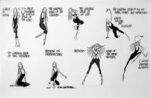 a dance to autumn by jules feiffer