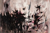 untitled (thistles) by otis dozier