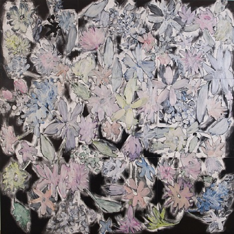 a cloudless night like this by ross bleckner