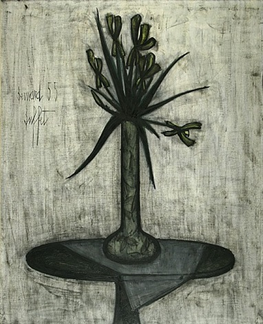 les iris by bernard buffet