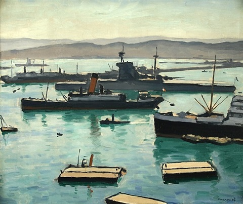 alger by albert marquet