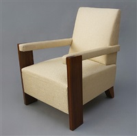 armchair by andré sornay