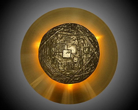 angelo brotto for esperia wall light by angelo brotto