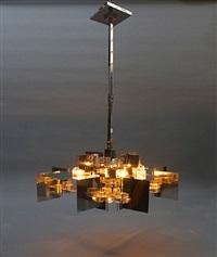 gaetano sciolari for sciolari hanging light by gaetano sciolari