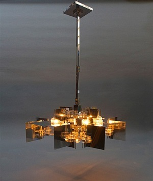 gaetano sciolari for sciolari hanging light by gaetano sciolari