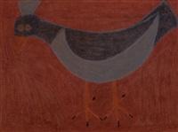 blue bird by eddie arning