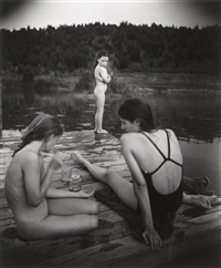 the big girls by sally mann