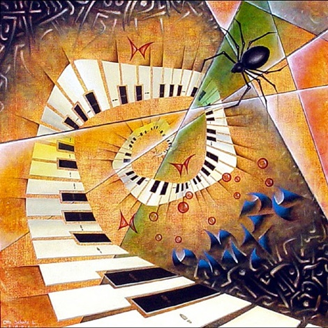sinfonia by otto schade