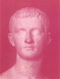 portrait of caligula, 1915 by mcdermott & mcgough