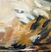 wetterumbruch (himmelbilder) by bernd zimmer