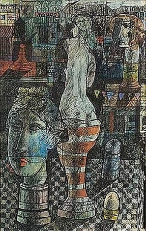 untitled by peter blake