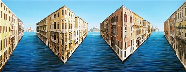 venetian by patrick hughes