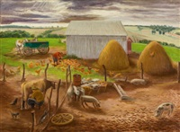 bill penney's farm by frances avery