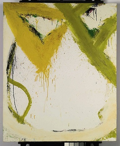 butte by norman bluhm