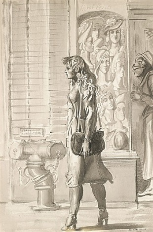standpipe by reginald marsh