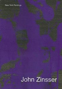 john zinsser 'new york paintings'