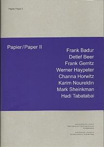 papier/paper ii