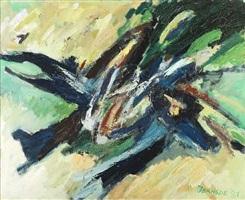 c033 - composition 81 – 4 by georges bernède