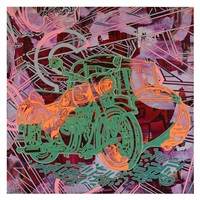 pink cloud (yy015) by yigit yazici