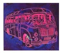 lilacs & diesel (yy023) by yigit yazici