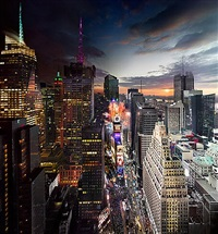day to night new years eve by stephen wilkes