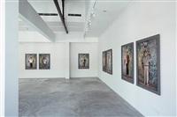 installation view - shirin neshat 4 by shirin neshat