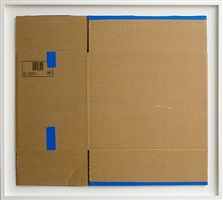 untitled (flat box #18) by matias faldbakken