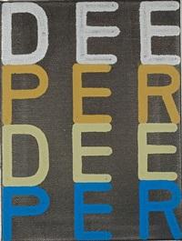 deeper deeper (#3) by joshua abelow