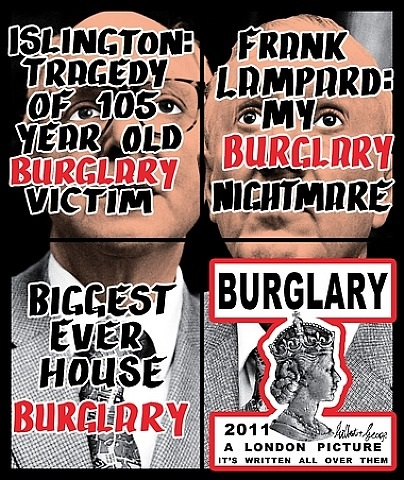 burglary by gilbert and george