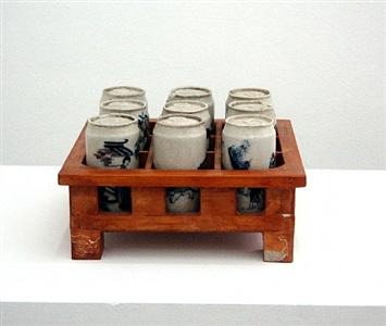 new china series, cola small by ma jun