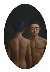 twins by ji yiwei
