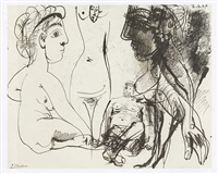 figures by pablo picasso