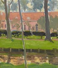 belgian hamlet by margaret jordan patterson