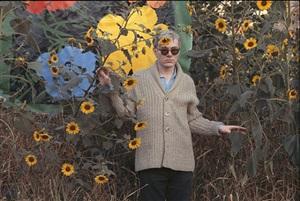 warhol flowers v by william john kennedy