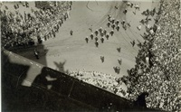 crowd scene by josef sudek