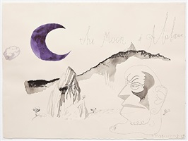 untitled (the moon of alabama) by pavel pepperstein