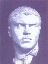portrait of marcus aurelius antonius (caracalla), 1915 by mcdermott & mcgough