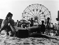 coney island by sid grossman