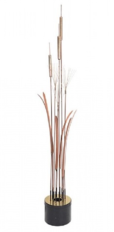 curtis jere scultural floor lamp by curtis jere