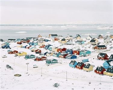 "untitled, from the study ""ilulissat"" by joël tettamanti"