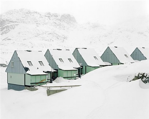 "untitled, from the study ""sisimiut"" by joël tettamanti"