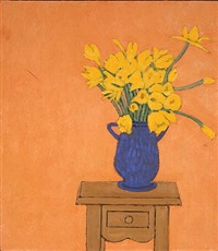 daffodils by peter heinemann