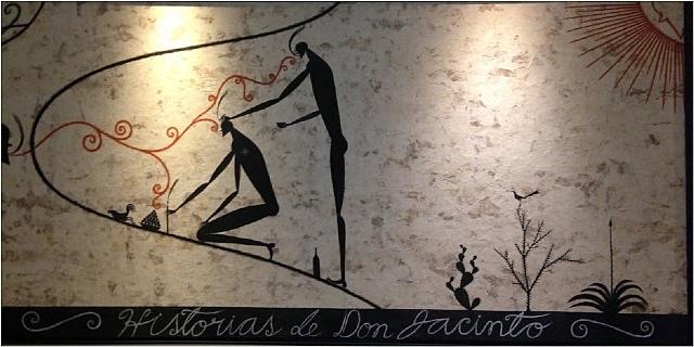 historias de don jacinto (sold) by josé bedia