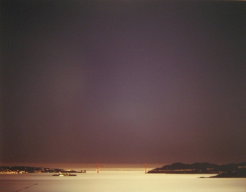 gg 3-20-2000, 4:05-5:00am by richard misrach
