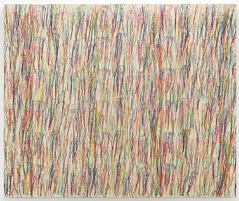 the milky way by ghada amer