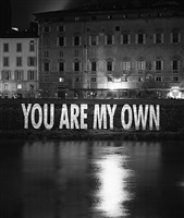you are my own by jenny holzer