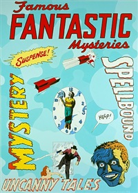 famous fantastic mysteries spellbound, 1960 by mcdermott & mcgough