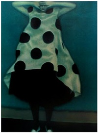 la robe a pois by sarah moon
